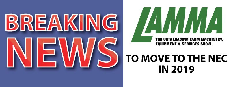 LAMMA 2019 to move to the NEC