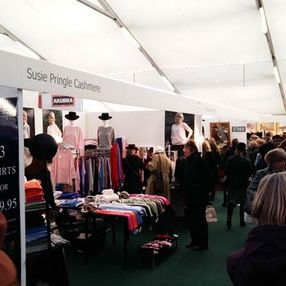 Jockey Club Shopping Village by Mobex - Cheltenham Racecourse Gold Cup