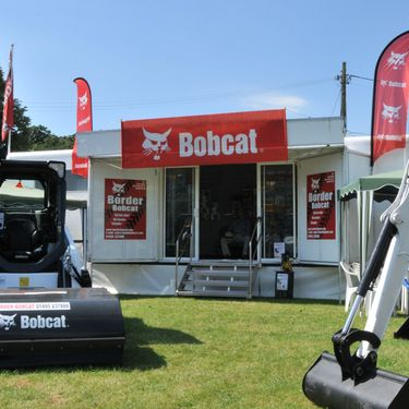 Boarder Bobcat, Exhibition trailer available for hire